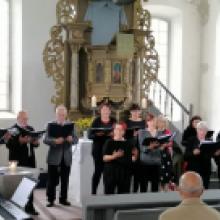 2021 08 Benefizgala mit Chor zur Kirchenerhaltung der Kirche in NEUHOF