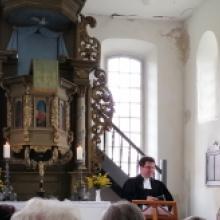 2021 08 Gottesdienst GOTT BLEIBE BEI UNS und erhalte unsere Kirche